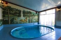 Баня в конно-спортивном клубе «Родео»: Баня №4