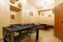 Клуб отдыха «САНА»: Средний зал