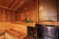 Баня на дубовых дровах «Семейная»