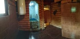 Баня «на печи Кузнецова»: Славянский сруб