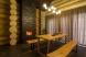 Отдельно стоящий сруб с чаном , комнатой отдыха и камином