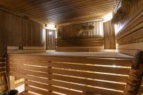Загородный комплекс «Трипольское Солнце»: Баня VIP