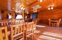Русские бани «Труханов Остров»: Банкетный зал