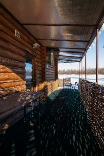 Русские бани «Труханов Остров»: Средние бани
