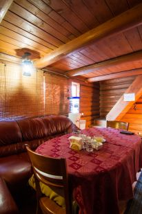 Русские бани «Труханов Остров»: Маленькая баня
