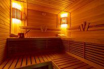 Арома-сауна «Здоровье» (на дровах)