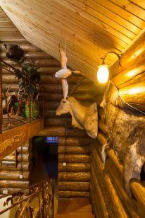 Баня на дровах «Золотой Дуб»