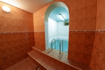 Баня «на Черепановых»: Финская сауна