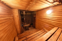 Баня «на Гостиной»: Большой зал