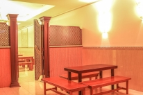 «Холодногорская баня»: Кафе