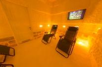 СПА Центр «Пещера»: Соляная комната
