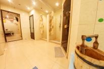 Баня «Sun-Steam»: Малый зал