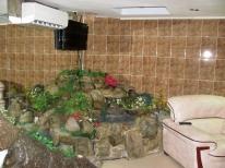 Комплекс саун «Аэлита»: Малый зал
