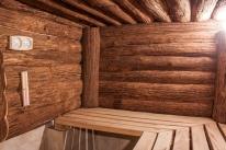 Русская баня на дровах «Медвежья Берлога»