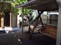 Баня на дровах «Сан-пальм»